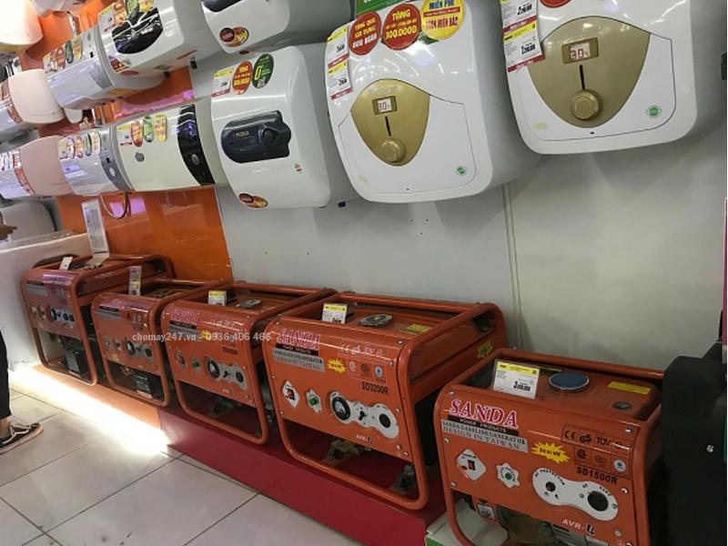 bán máy phát điện Sanda
